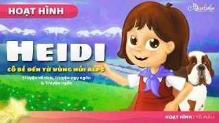 Heidi, cô bé đến từ vùng núi Alps câu chuyện cổ tích - Truyện cổ tích việt nam - Hoạt hình