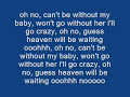 Michael Jackson - Heaven Can Wait Lyrics