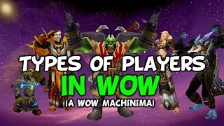 WoW Players - (A WoW Machinima by TheLazyPeon)
