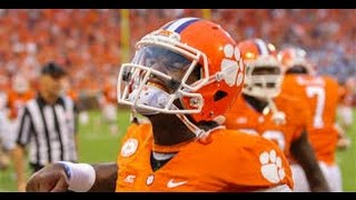 "Clemson - ""The Comeback"" 