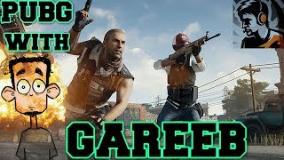 PUBG MOBILE INDIA LIVE WITH GAREEB ✔️