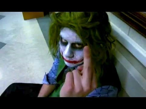 The Dark Knight: Not So Serious (Part 5 of 7) / Coming Soon: The Dark Knight Rises Spoof