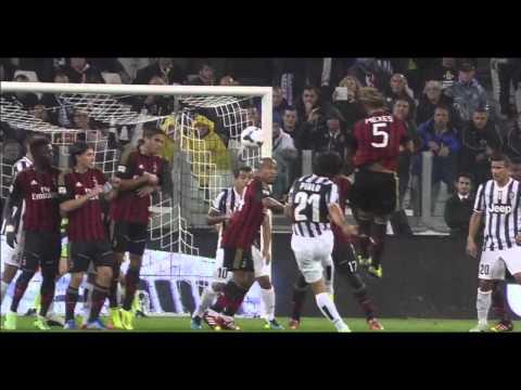 Andrea Pirlo | Juventus 2014 | HD