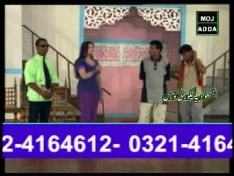 Punjabi Stage Drama Chal Jhooti 2-13