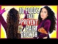 10 Foods To Give Up for Lent to Improve Hair Growth! Grow Your Hair by Lana Summer