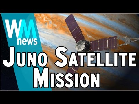 WMNews: Juno Satellite Mission