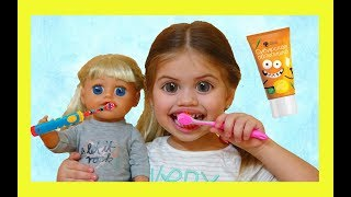 Are you sleeping brother John Nursery Rhyme Morning Songs For Kids Educational Video for Chi
