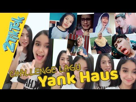 Challenge Lagu Yank Haus 2TikTok Di TikTok