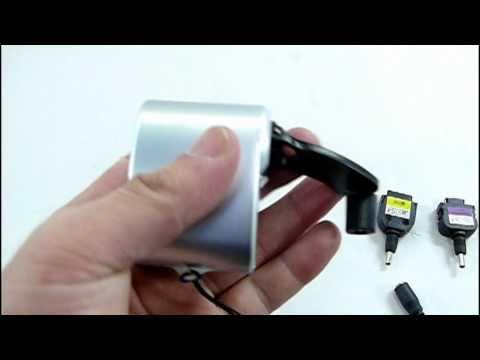 ダイナモ携帯充電器