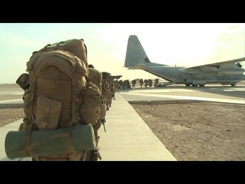 US and British forces quit Afghanistan's Helmand
