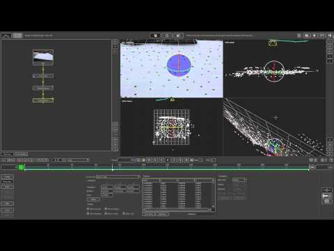 3D PipeLine tutorial - How to integrate 3D into video using After Effects - PFTrack and Maya PT.2