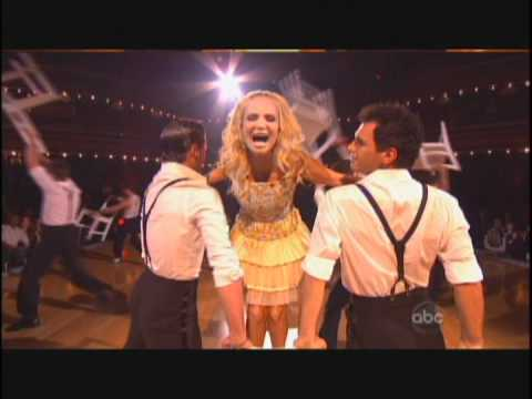 Dwts - Kristin Chenoweth Medley video