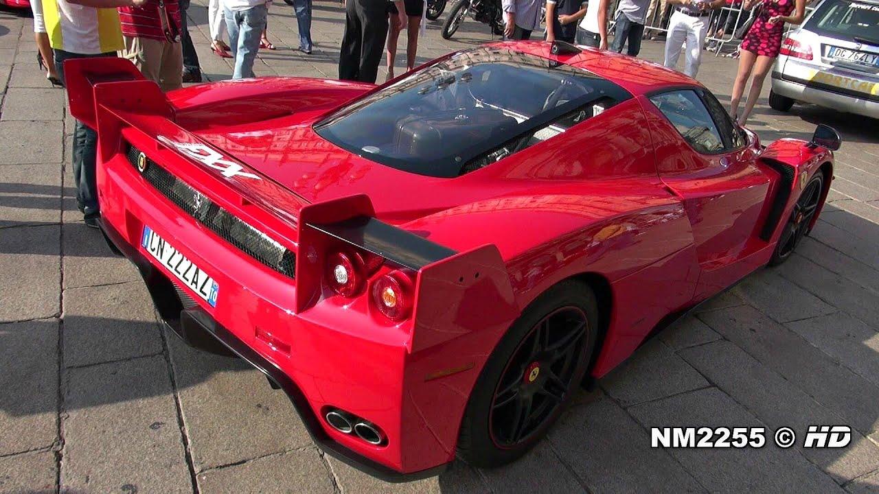Ferrari Enzo Evolution Ferrari Enzo Fxx Style Starts