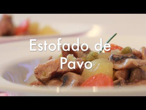 Estofado de Pavo ( Vale pollo ) - Recetas ligeras