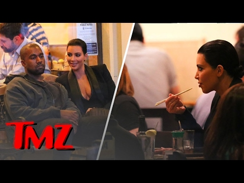 Kim and Kanye – The Waiting is the Hardest Part