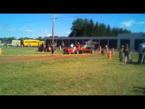 Tractor Pull 2014 Fourth of July Lyndonville NY