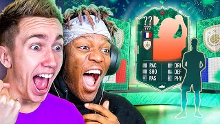 KSI PACKED ME THIS.....