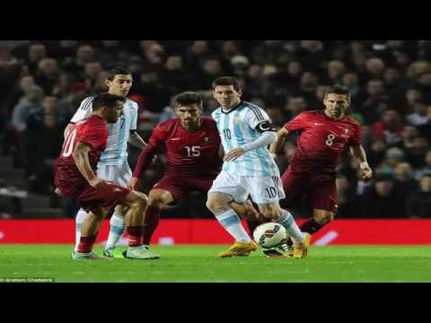 Argentina vs Portugal 0-1 All Goals & Highlights HD ( Friendly Match ) 18/11/2014