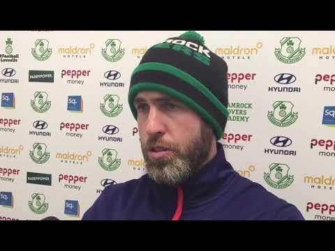 Stephen Bradley update on Trevor Clarke injury 29-03-2018