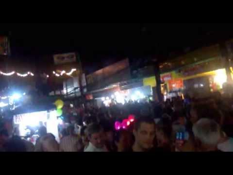 Night-live,sex,bangla Road,party,patong Beach,phuket. video