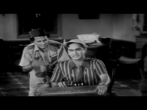 Missamma Movie || Anr Practice Singing Hilarious Comedy Scene || Ntr, Anr, Savitri,jamuna video