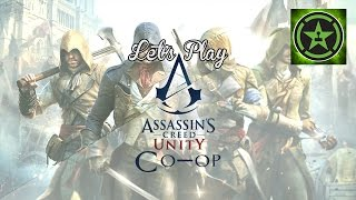 Let's Play - Assassin's Creed Unity Co-op