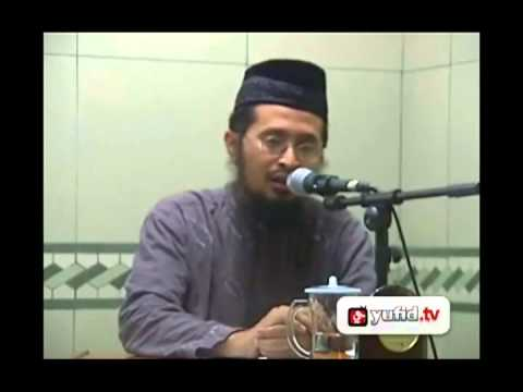 Budayakan Malu (Bagian 2) - Dr. Muhammad Arifin Badri [Video Lama]