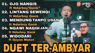 Download lagu VIRAL DUET TERAMBYAR 2021 - OJO NANGIS, LINTANG SEWENGI - DENNY CAKNAN FT NDARBOY GENK TERBARU 2021