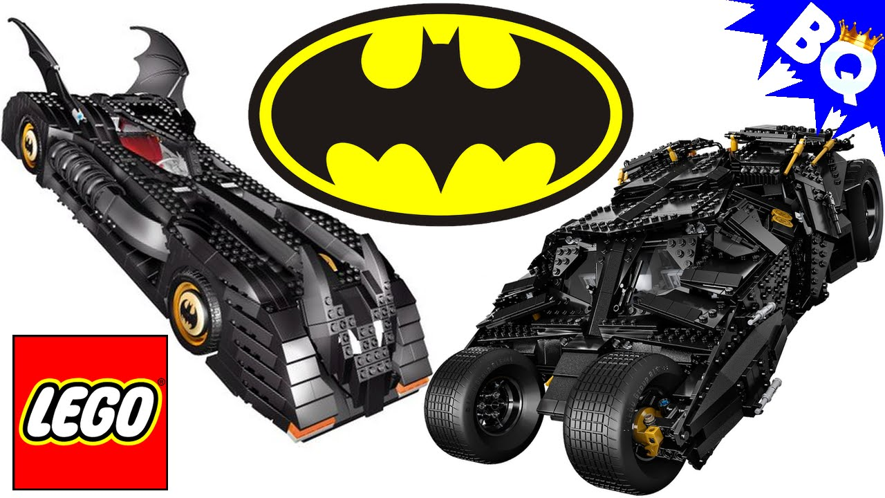 lego batman ucs tumbler 76023 vs ucs batmobile 7784. Black Bedroom Furniture Sets. Home Design Ideas