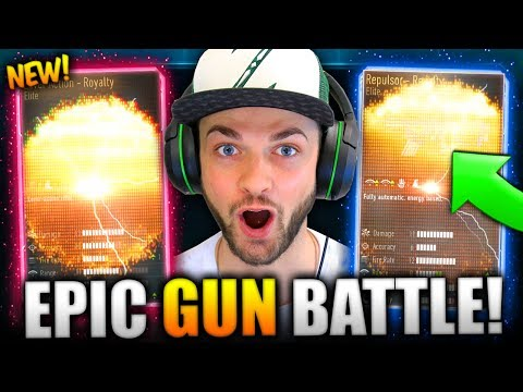 THE BATTLE OF TWO *LEGENDARY* GUNS - WHO WILL WIN?