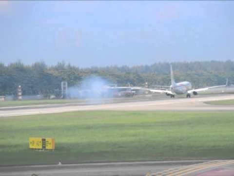 Tiger Airways Singapore - Krabi, Thailand 20120519