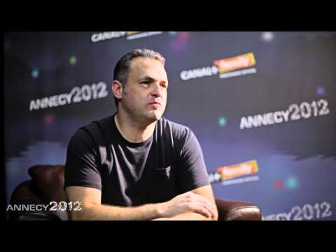 Interview : Genndy Tartakovsky