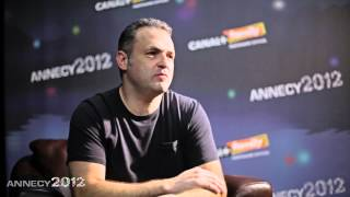 Interview with Genndy Tartakovsky, Annecy 2012