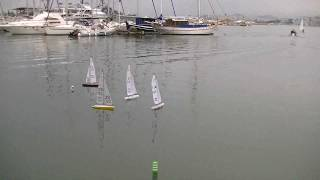 2nd Greek RG-65 Class Race 1st Leg