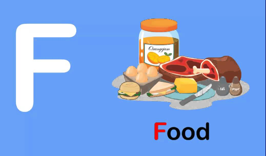 Foods Beginning With Letter E