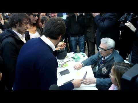 REFERENDUM VIENI A FIRMARE - 28 03 2014 - ANTEPRIMA A MILANO