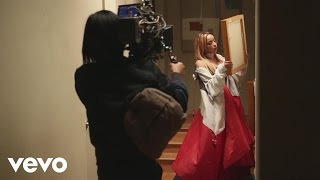Tinashe - Flame (Behind The Scenes)
