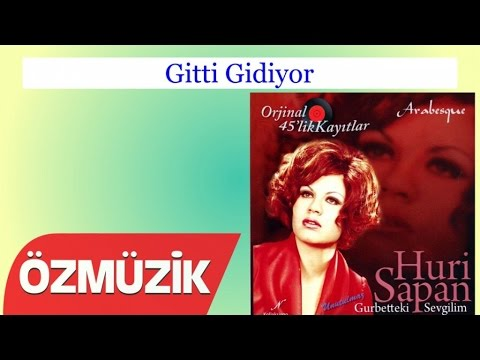 Gitti Gidiyor – Huri Sapan (Official Video)