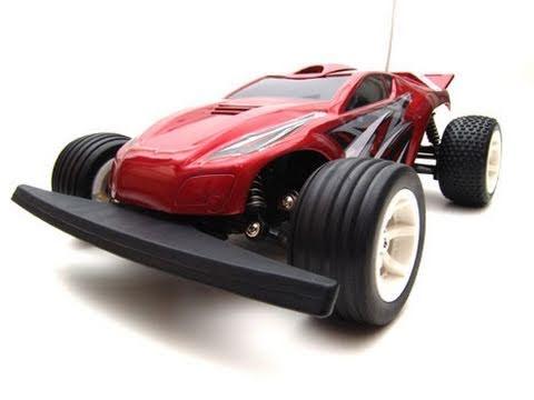 Tyco / Mattel Hot Wheels Fury FTX - RC Mania