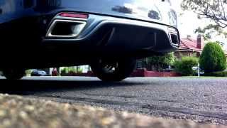 Aurion Exhaust Straight Pipes - Muffler Delete