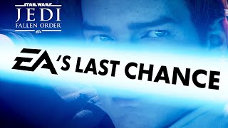 Jedi: Fallen Order is EA's Last Chance with Star Wars - Inside Gaming Daily