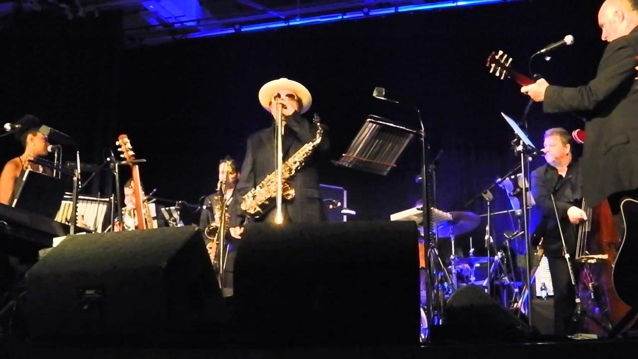 Van Morrison Magic Time VAN MORRISON performs   MAGIC