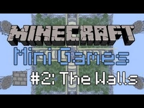 Minecraft server 1.5.2 The Walls No Premium ep.2