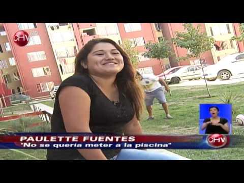 Lucas, el hincha más pequeño de Colo Colo - Chilevisión Noticias