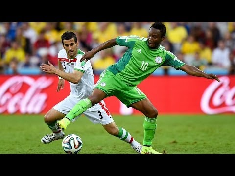 Iran 0 - 0 Nigeria : World Cup 2014