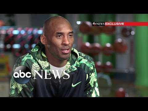 Kobe Bryant Explains His Decision to Retire