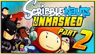 Scribblenauts Unmasked! Episode 2 Superman