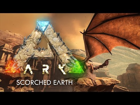Ark Scorched Earth - My First Look