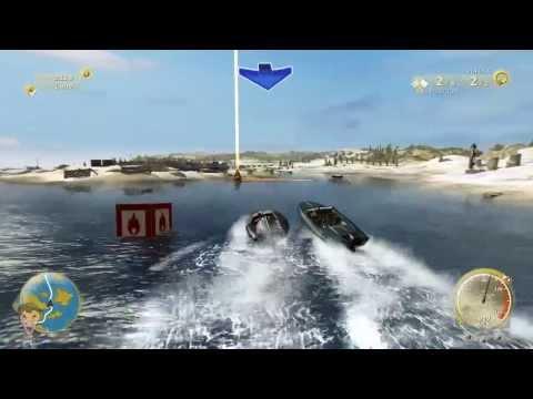 Carreras de Lanchas - Aquadelic - Más que Deportes en Diferido