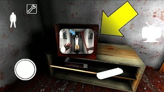 [Granny1.6] 10 Funny moments in Granny The Horror game || Experiments with Granny